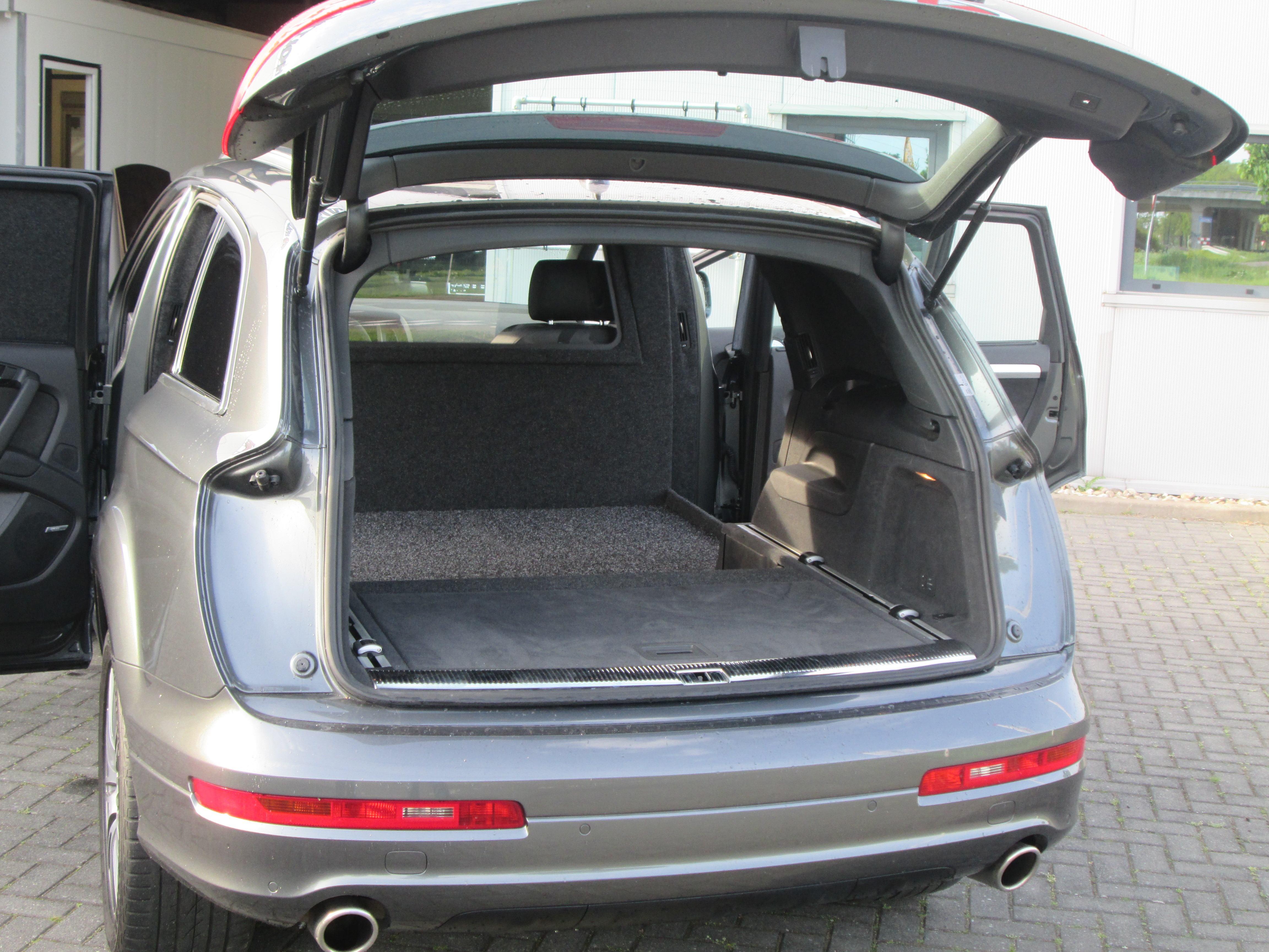 Audi Q7 Grijs Kenteken Ombouw Kemperink